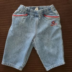 Old navy vintage baby jeans